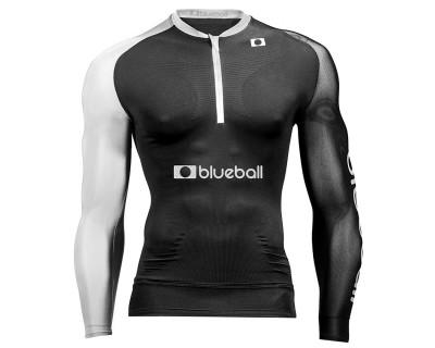 T-shirt  de compression légère manches longues Blue Ball