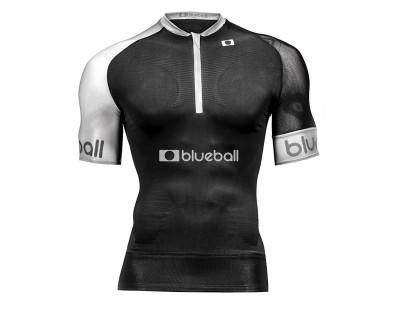 T-shirt de compression légère manches courte Blue Ball