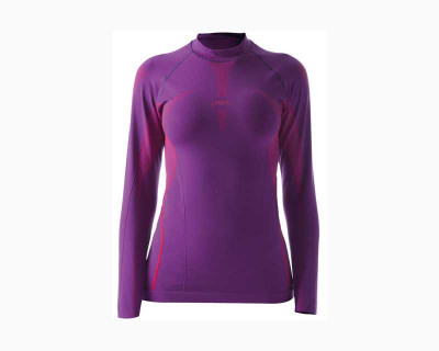 T-Shirt Thermique à Manches Courtes pour Femme par Iron-Ic