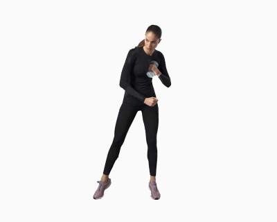 T-Shirt Sport à Manches Longues pour Femme par Iron-Ic