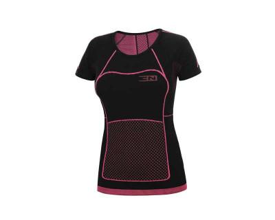T-shirt femme thermoactif Active Fittech pour Femme par Freenord (Plusieurs coloris)