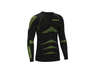 T-shirt manches longues unisexe Energytech par Freenord (Plusieurs coloris)