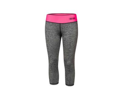Leggings Fittech Gym 3/4 thermoactif pour femme Par Freenord Plusieurs coloris)