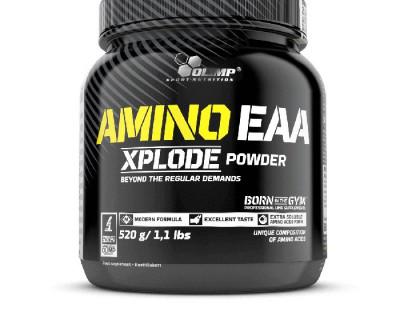 Amino EAA Xplode powder  par Olimp Sport Nutrition (Plusieurs saveurs)