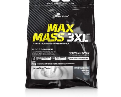 MAX Mass 3XL par Olimp Sport Nutrition (Plusieurs saveurs)