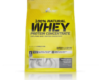 100% Whey Protein Concentrate par Olimp Sport Nutrition