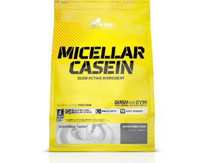 Micellar Casein 0.6 kg par Olimp Sport Nutrition (Plusieurs saveurs)