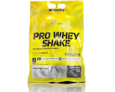 Pro Whey Shake 2,27 kg par Olimp Sport Nutrition (Plusieurs saveurs)