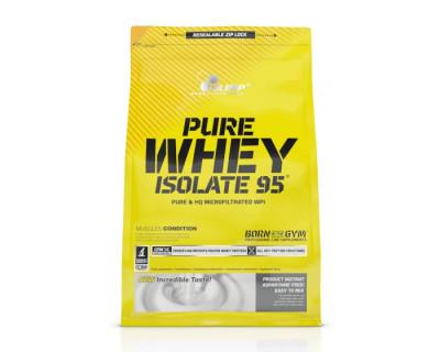Pure Whey Isolate 95 1,8 kg par Olimp Sport Nutrition (Plusieurs saveurs)