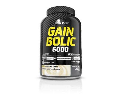 Gain Bolic 6000 3,5 kg par Olimp Sport Nutrition (Plusieurs saveurs)