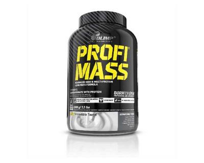 Profi Mass 2,5 kg par Olimp Sport Nutrition (Plusieurs saveurs)