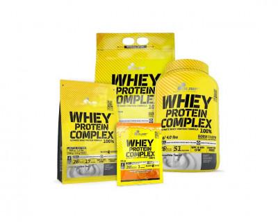 Whey Protein Complex 100% 2,27 kg par Olimp Sport Nutrition (Plusieurs saveurs)