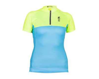 Maillot de cyclisme féminin en fibre coolmax par Attiq (Plusieurs coloris)