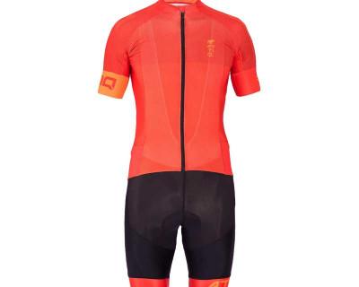 Ensemble de cyclisme Homme maillot et bermuda par Attiq (Plusieurs coloris)