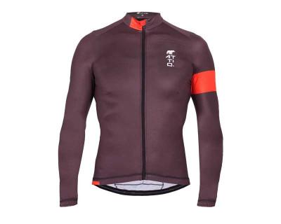Maillot de cyclisme masculin respirant et thermoactif par Attiq (Plusieurs coloris)