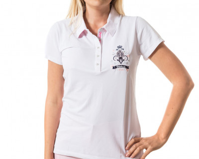 Polo de Golf pour Femme Rosemary par Chiberta (Plusieurs coloris)