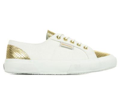 Chaussures Estreme gold  par Superga