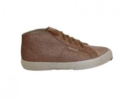 Chaussures Microglittercotmet  par Superga