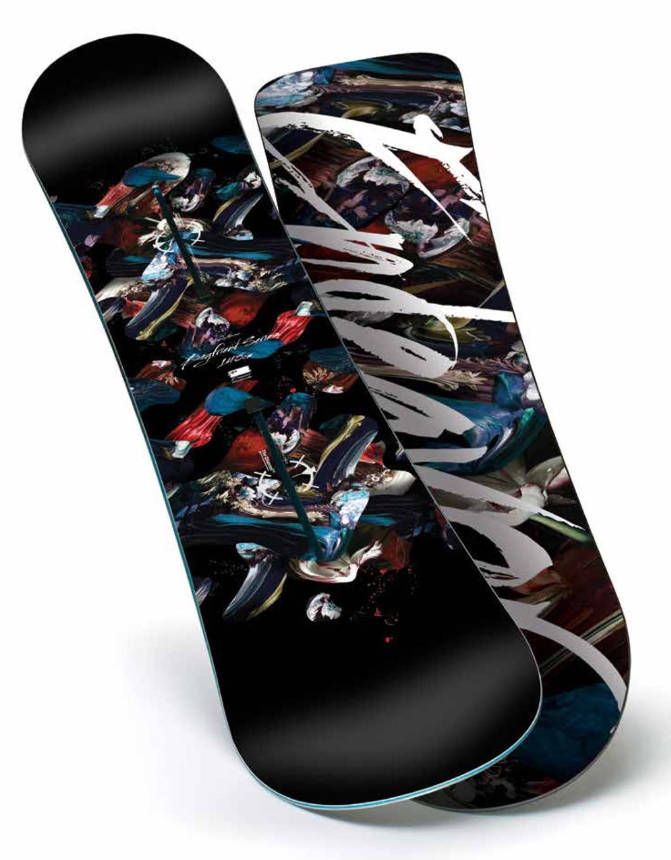 vente privee b snowboard