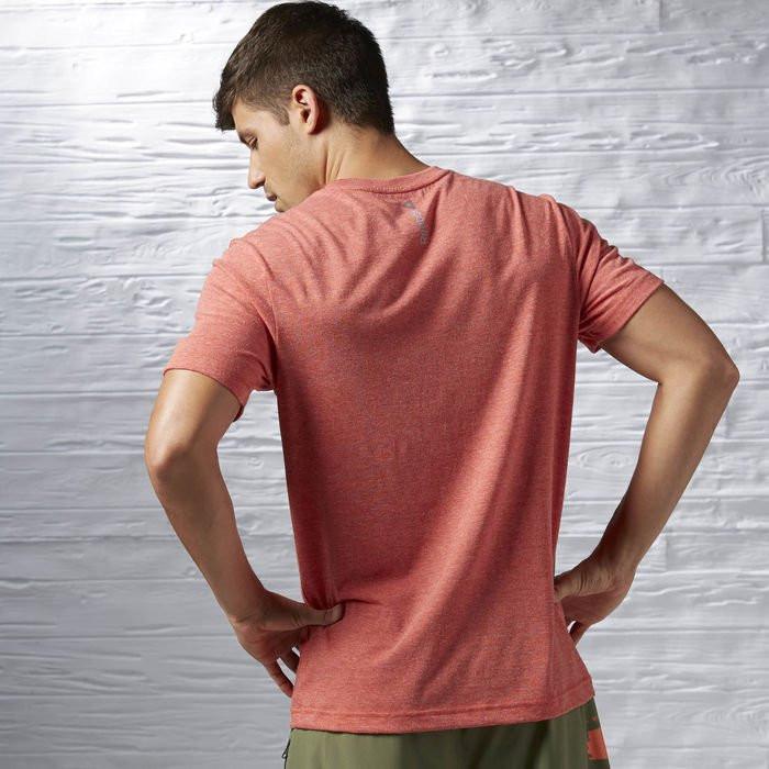 T-shirt running Reebok
