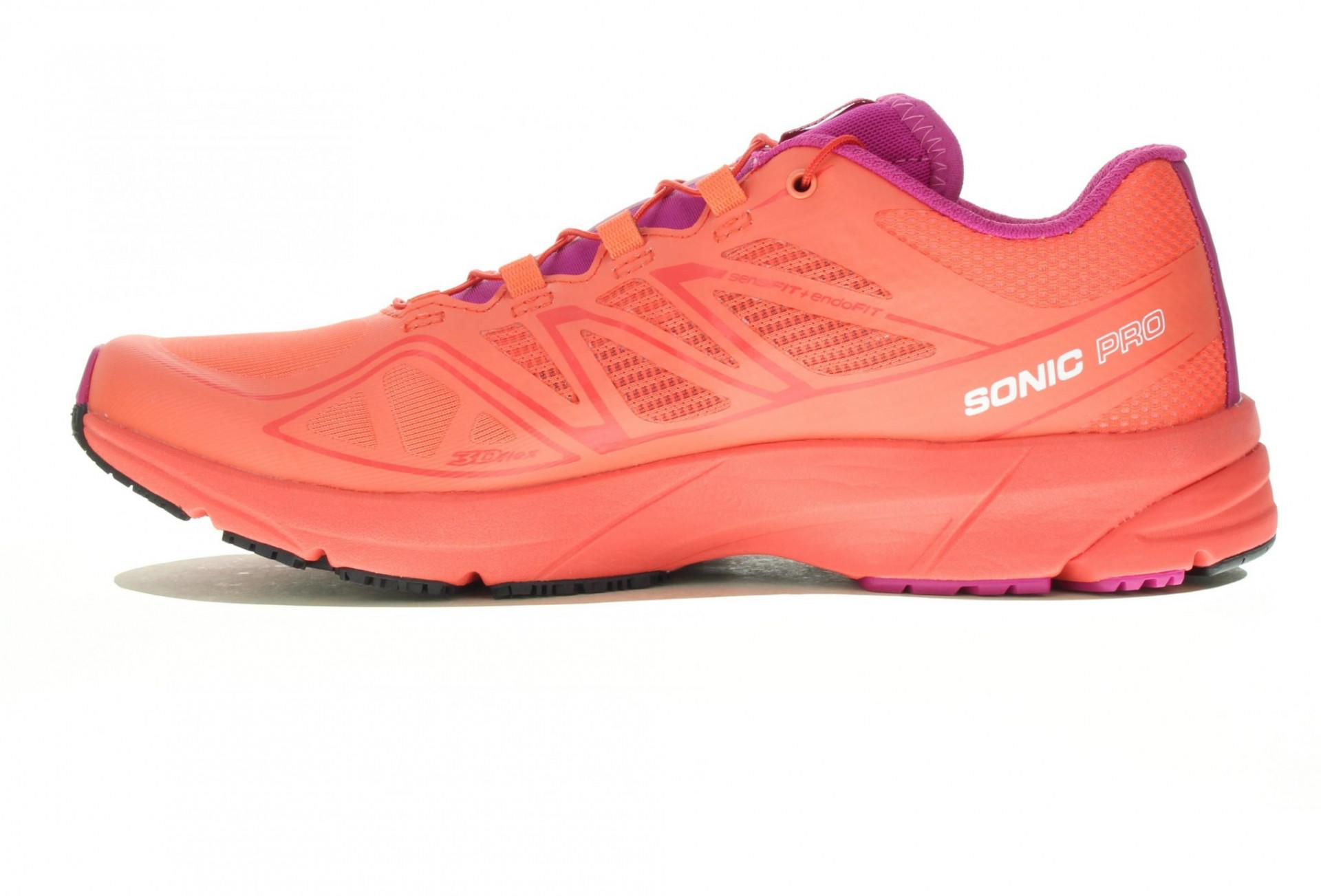 Chaussure de running Salomon Sonic pro femme