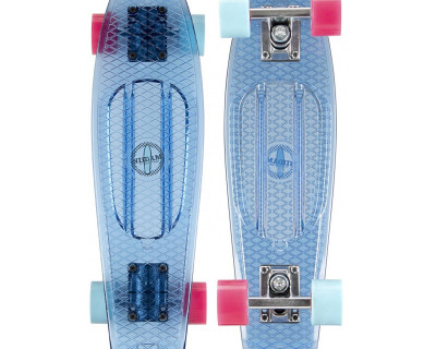 MINI SKATE PLASTIQUE TRANSPARENT NIDAM