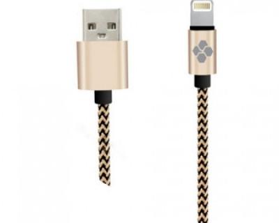 Câble Data Oxi One iPhone 5/6/7 Métal (autres coloris)
