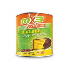Pack de 3 gâteaux de l'effort MIXCAKE goût chocolat