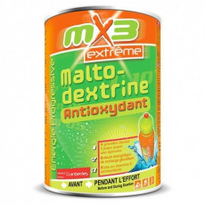 Pack de 3 boîtes MALTODEXTRINE ANTIOXYDANT goût cranberries