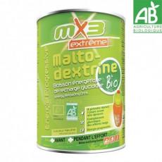 Pack de 3 boîtes MALTODEXTRINE BIO goût neutre