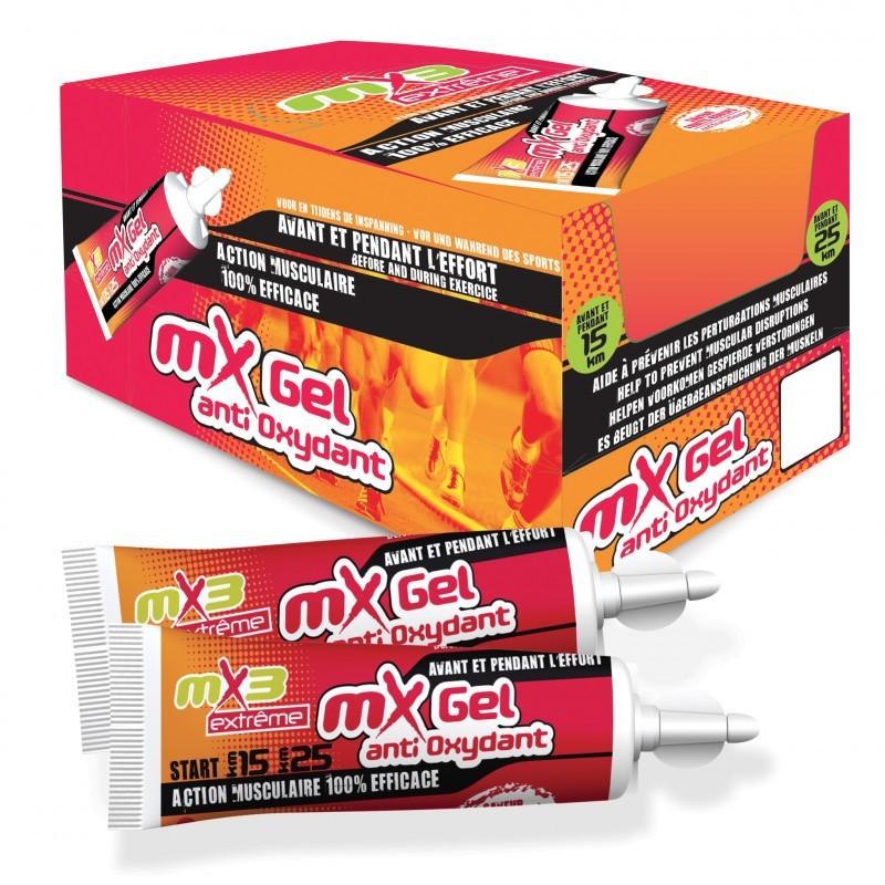 Pack de 40 gels ANTIOXYDANTS saveur fruits rouges