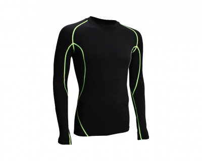 T-SHIRT COMPRESSION HOMME Manches longues