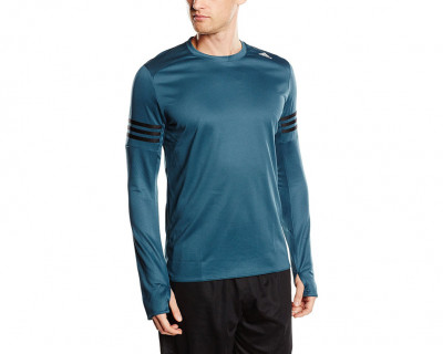 Adidas T-shirt manches longues homme