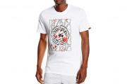 Adidas  T-shirt rose hero