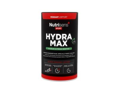 HydraMax citron-menthe pot de 560g