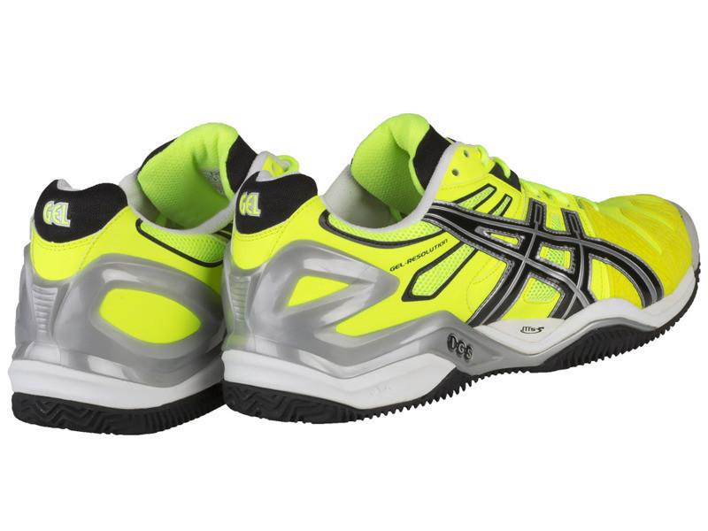 Chaussures de tennis Gel resolution 5 Clay par Asics  pour Homme