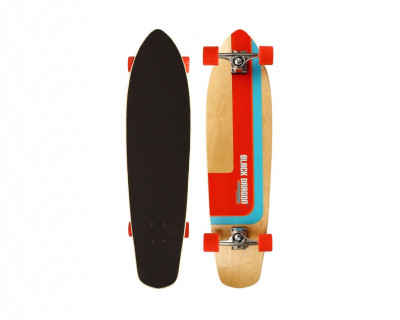 LONGBOARD KICKTAIL 36